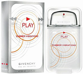 Givenchy Play Summer Vibrations от Givenchy - Туалетная вода - тестер для мужчин