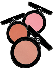 Armani Cheek Fabric Blush от Giorgio Armani