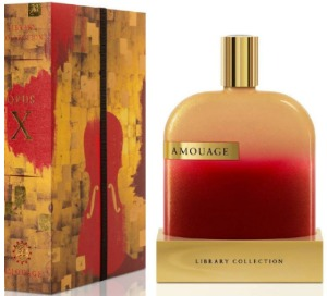 Amouage Library Collection Opus X от Amouage - Туалетные духи для мужчин