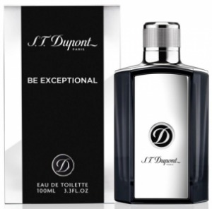 S.T. Dupont Be Exceptional от S.T. Dupont - Туалетная вода для мужчин